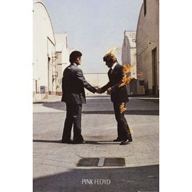 Pink Floyd Poster - Wish You Were Here (91x61 cm)