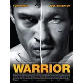 Warrior - V�ritable Affiche De Cin�ma - Format 120x160 Cm - De Gavin O'connor Avec Joel Edgerton, Tom Hardy, Kevin Dunn, Nick Nolte, Denzel Whitaker - Ann�e 2011