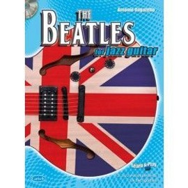 The Beatles for jazz guitar ( + 1 CD) - guitare