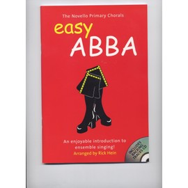ABBA EASY NOVELLO PRIMARY CHORALS CD