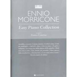 MORRICONE ENNIO EASY PIANO COLLECTION