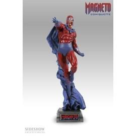 Magneto Comiquette Polystone Statue - Sideshow Collectible