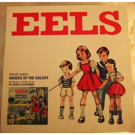 EELS nouvel album 'Daisies Of The Galaxy'