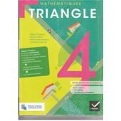 Triangle 4�me - Version Sp�ciale Pour Le Professeur de gis�le chapiron