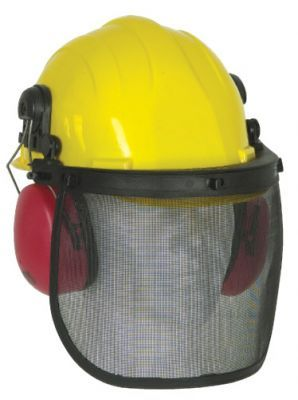 Casque kit forestier