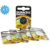 Pile Cr2032 3v Duracell Au Lithium Par 5
