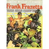 Frank Frazetta - Thunda Amour Indomptable de Frazetta, Frank