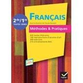 Francais 2nde/1re Toutes Series de CLAUDE ETERSTEIN