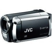 JVC Everio S GZ-MS125 - Cam�scope Num�rique
