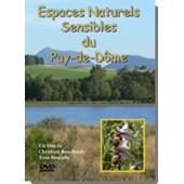 Espaces Naturels Sensibles Du Puy-De-D�me de Christian Bouchardy
