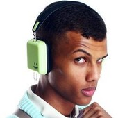 Arceaux_de_tete - Mostear Green By Stromae