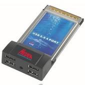 controleur - Carte PCMCIA 4 ports USB 2.0