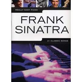 SINATRA FRANK REALLY EASY PIANO 21 CLASSIC SONGS