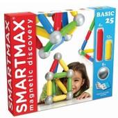 Construction Aimant�e Smartmax Basic : Set 25 Pi�ces