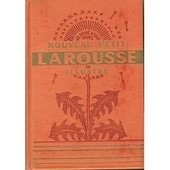 Nouveau Petit Larousse Illustr� 1950 de aug� gillon