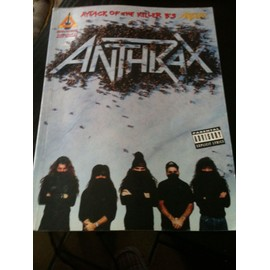 attack of the killer b's-anthrax-