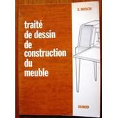 Traite De Dessin De Construction Du Meuble de Hosch, X.