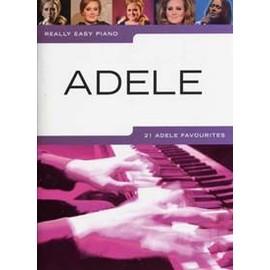 ADELE REALLY EASY PIANO