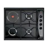 Whirlpool AKM261NB - Table de cuisson gaz et �lectrique