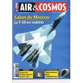 Air Et Cosmos 2276 - Salon De Moscou: Le T-50 En Vedette