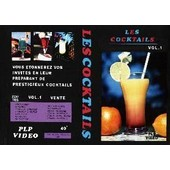 Dvd Recettes De Cocktails En Video de Patrick Laurent