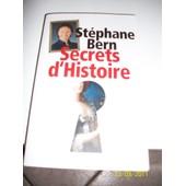 Secrets D'histoire de st�phane bern