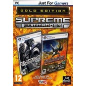 Supreme Commander Gold(Sup Com+Ext Forged) Pc