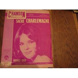 sacre  charlemagne  ((  france  gall