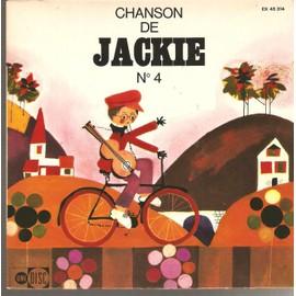 NOEL COLOMBIER ( VEYSSEYRE ) - La Chanson De Jackie N° 4 - 7inch x 1