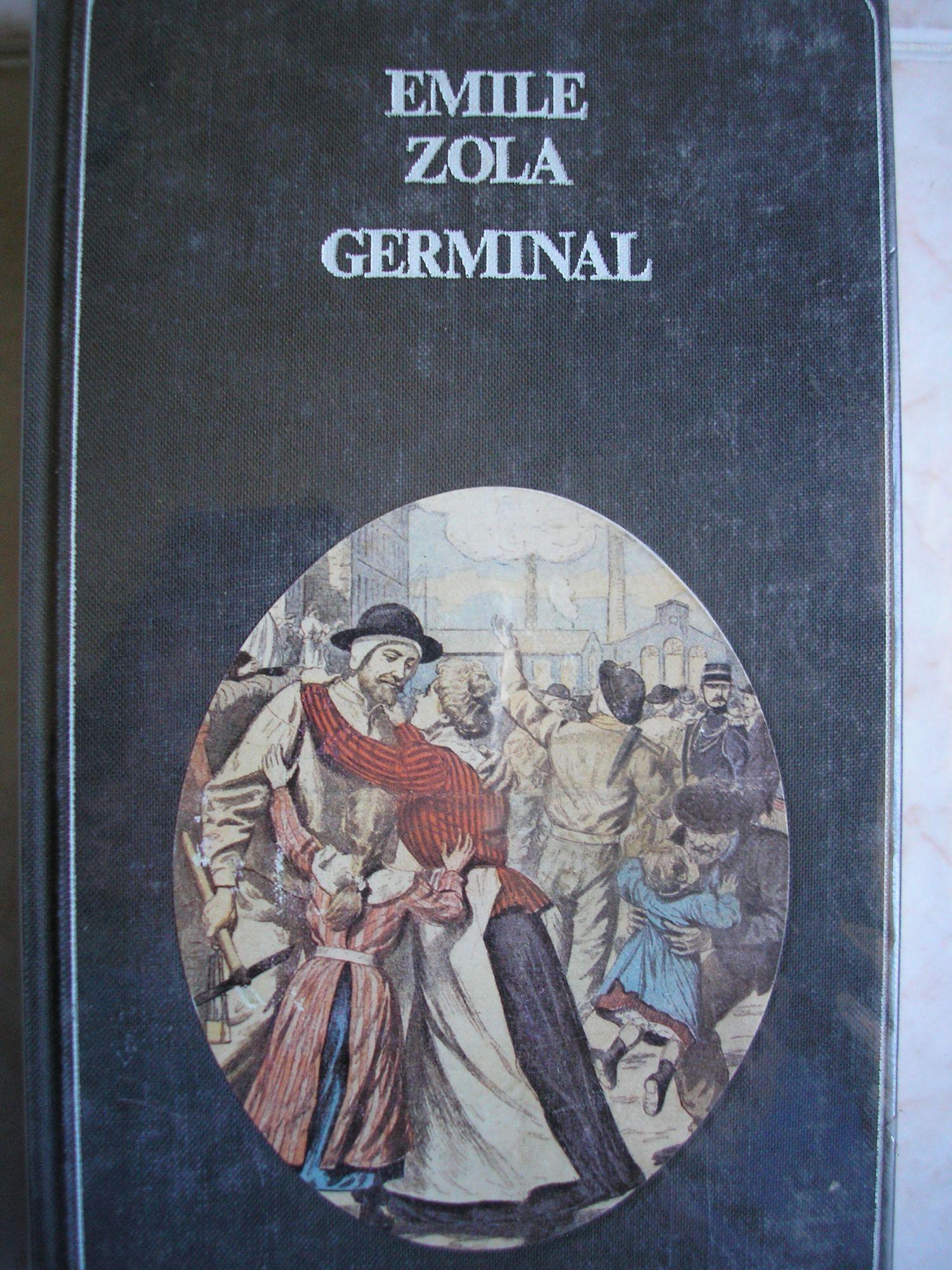 Germinal (Club pour vous Hachette) - Club pour vous Hachette