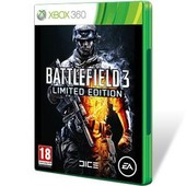 Battlefield 3 Limited Edition - Ensemble Complet - Xbox 360