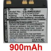Batterie Pour Razer Mamba, P/N: Ft703437pp, Rc03-001201, Rz03-00120100-0000