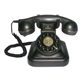 Brondi VINTAGE 20 Téléphone filaire noir