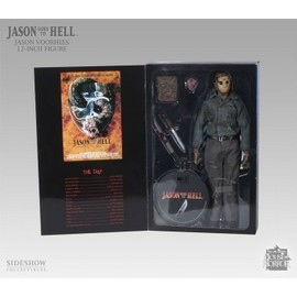 Figurine Vendredi 13 Friday The 13th Jason Voorhees Jason Goes To Hell Va En Enfer Sideshow Toy