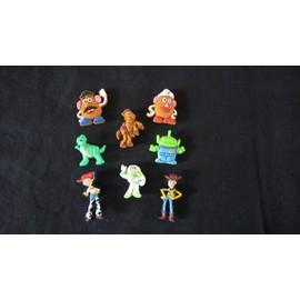 8 Pins Clip Jibbitz Pour Sabots Toy Story
