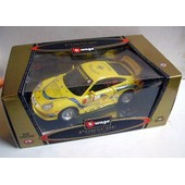 Burago 1/18 Porsche Gt3 Cup Cuv�e Monopole Champagne