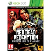 Red Dead Redemption - Edition Jeu De L'ann�e