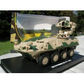 Edison Militaire Metal 1/43 Vehicule Blind� Lav25 Piranha 8x8 Tua Us 2003