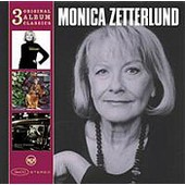 Original Album Classics : Varsamt (1991) + Topaz (1993) + Det Finns Dagar (1997) - Monica Zetterlund