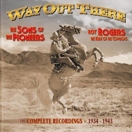 Way Out There: The Complete Commercial Recordings 1934-1943