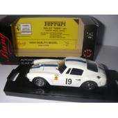 Voiture Miniature Ferrari 250 Swb Le Mans 1961 Bang