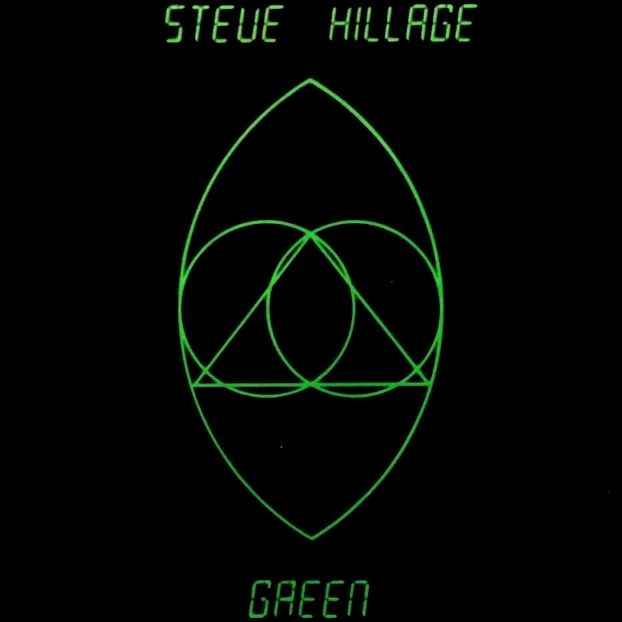 Steve Hillage - Green CD