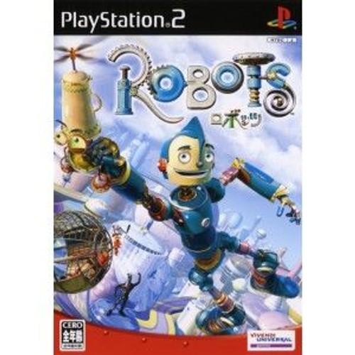 Robots[Import Japonais] PS2