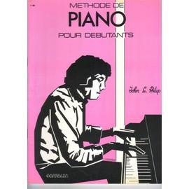 METHODE DE PIANO POUR DEBUTANTS
