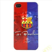 Coque Iphone 4 Fc Barcelone Barca