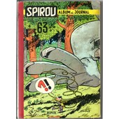 Album Du Journal De Spirou N�63
