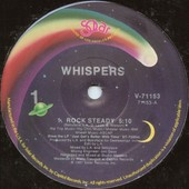 Rock Steady 1987 Usa - The Whispers