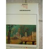 Tout L'oeuvre Peint De Giorgione Les Classiques De L'art'. de Giorgione