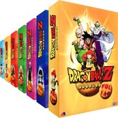Dragon Ball Z - Int�grale - Pack 7 Coffrets (61 Dvd) de Akira Toriyama