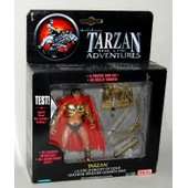 Tarzan La Cit� D'or Action Figure 70/80